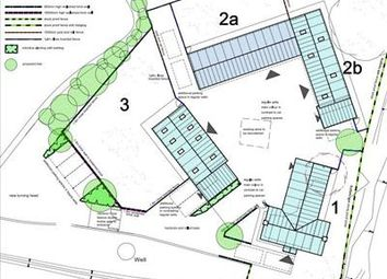 Thumbnail Commercial property for sale in Spout Fold Farm, Bolton