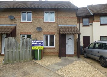 Thumbnail 2 bed end terrace house for sale in Osprey, Orton Goldhay, Peterborough