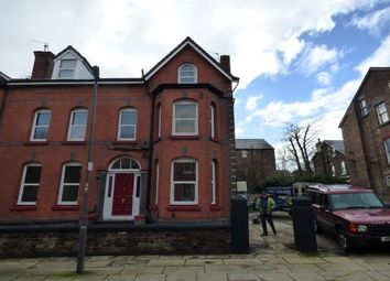 Thumbnail 1 bed flat to rent in Croxteth Grove, Toxteth, Liverpool