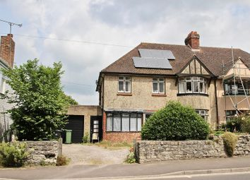 Thumbnail 3 bed semi-detached house for sale in Bere Lane, Glastonbury
