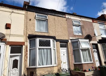 Thumbnail 2 bedroom terraced house to rent in Harrowby Road, Tranmere, Birkenhead