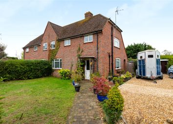 3 bed semi-detached house for sale in Kingsley Road, Eversley, Hook, Hampshire RG27