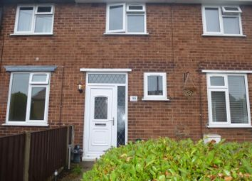 Thumbnail 3 bed terraced house to rent in Astbury Drive, Barnton, Northwich