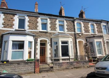 Thumbnail 2 bedroom terraced house for sale in Alexandra Road, Canton