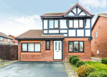Thumbnail 4 bed detached house for sale in Walnut Crescent, Rhyl