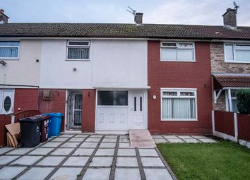 Thumbnail 4 bed terraced house for sale in Hillingden Avenue, Halewood, Liverpool