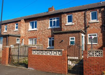 Thumbnail 2 bed terraced house to rent in Wordsworth Avenue East, Houghton Le Spring, Tyne And Wear