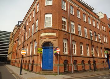 Thumbnail 1 bed flat to rent in Wimbledon Street, Leicester