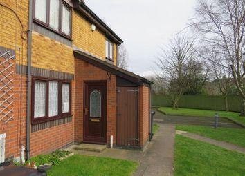 2 bed maisonette for sale in Galahad Way, Wednesbury WS10