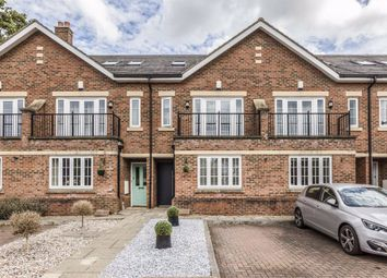 Thumbnail 4 bed terraced house for sale in Green Street, Sunbury-On-Thames