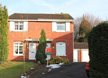 Thumbnail 2 bed semi-detached house for sale in Beedles Close, Aqueduct, Telford