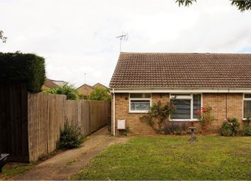 Thumbnail 2 bed semi-detached bungalow for sale in Fitzwilliam Road, Stamford
