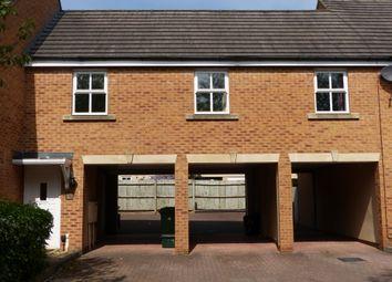 Thumbnail 2 bed maisonette for sale in Parnell Road, Stoke Park