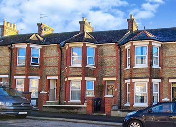 Salisbury Avenue, Ramsgate CT11. 3 bed terraced house for sale