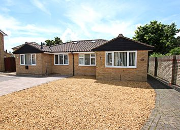 Thumbnail 2 bedroom semi-detached bungalow for sale in Holkham Mead, Burwell