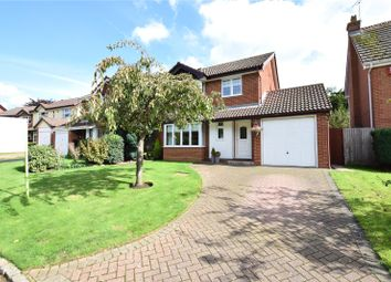 Thumbnail 4 bed detached house for sale in Woodford Green, The Warren, Bracknell, Berkshire