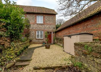 Thumbnail 3 bed end terrace house to rent in The Street, Puttenham