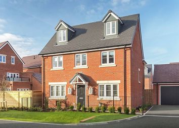 "Thumbnail 4 bed detached house for sale in ""The Chichester Oatfield"" at Shopwhyke Road, Chichester"