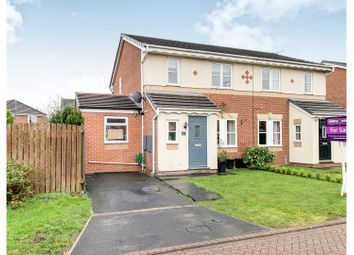 Thumbnail 3 bed semi-detached house for sale in Beltony Drive, Crewe