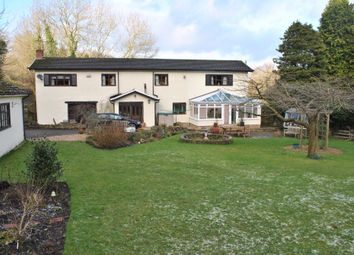 Thumbnail 4 bed detached house for sale in Gylon Lane, Ffrwd, Nr Cefn-Y-Bedd