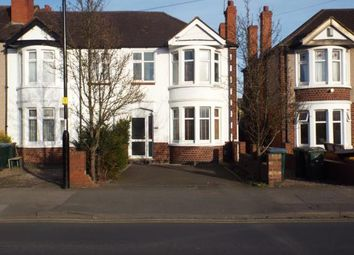 Thumbnail 3 bed end terrace house for sale in Cheveral Avenue, Radford, Coventry