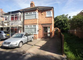Thumbnail 3 bed semi-detached house for sale in Eardley Road, Upper Belvedere, Kent