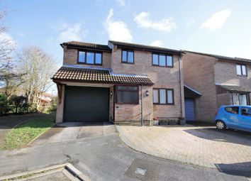 Thumbnail 4 bed link-detached house for sale in Ascot Close, Fareham