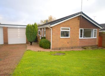 Thumbnail 2 bed detached bungalow to rent in Bowden Avenue, Barlborough