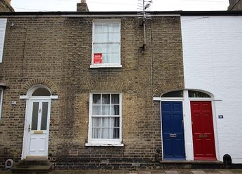 Thumbnail 1 bed terraced house to rent in James Street, Cambridge