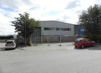 Thumbnail Light industrial to let in Unit 4 Stadium Industrial Estate, Cradock Road, Luton, Bedfordshire