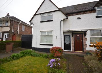 Thumbnail 3 bed end terrace house to rent in Fairway North, Bromborough, Wirral