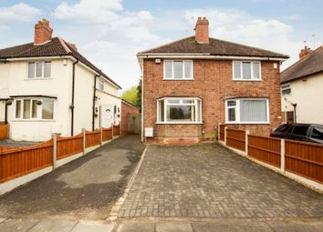 Thumbnail 2 bed semi-detached house for sale in Reservoir Road, Selly Oak