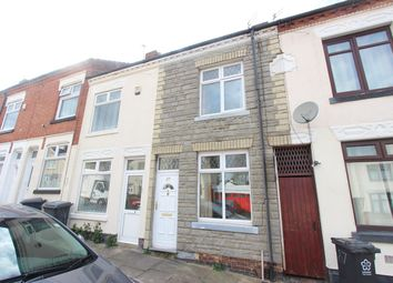Thumbnail 2 bedroom terraced house for sale in Ruby Street, Leicester