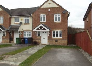 Thumbnail 3 bedroom end terrace house to rent in Lune Road, Platt Bridge, Wigan