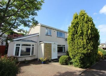Thumbnail 3 bed detached house to rent in Broomhill Park, Dalkeith, Midlothian
