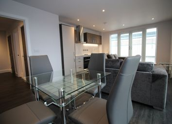 Thumbnail 2 bedroom flat to rent in Aria Apartments, Chatham Street, Leicester