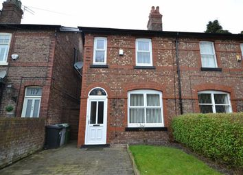 Thumbnail 2 bed semi-detached house to rent in Heyes Lane, Alderley Edge, Cheshire