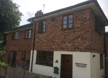 Thumbnail 3 bed cottage for sale in The Lodge, Saverley Green, Stoke-On-Trent