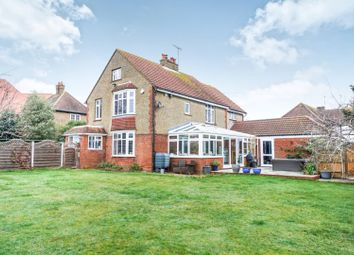 Thumbnail 5 bed detached house for sale in West Avenue, Worthing