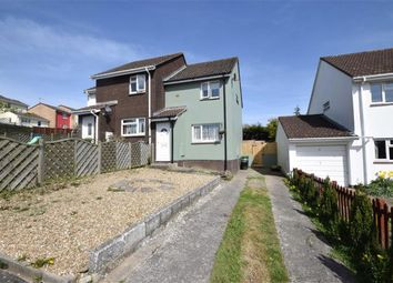 Thumbnail 2 bed semi-detached house for sale in Caddywell Lane, Torrington