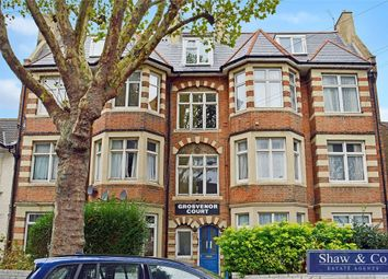 Thumbnail 2 bed flat for sale in Grosvenor Court, 10-20 Grosvenor Road, Southall, Middlesex