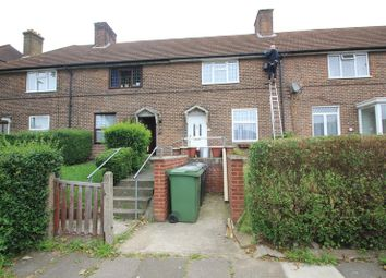 Thumbnail 3 bed terraced house to rent in Downham Way, Downham, Bromley