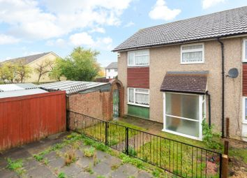 Thumbnail 3 bed end terrace house for sale in Luddenham Close, Ashford