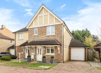 Thumbnail 3 bed detached house for sale in Whitebeam Close, Epsom