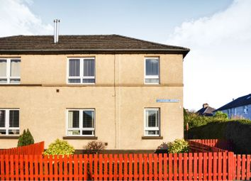 Thumbnail 1 bed flat for sale in Carmuirs Avenue, Camelon