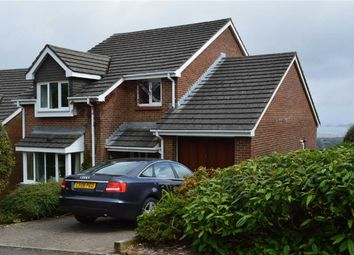 Thumbnail 4 bedroom detached house for sale in Huntingdon Way, Swansea