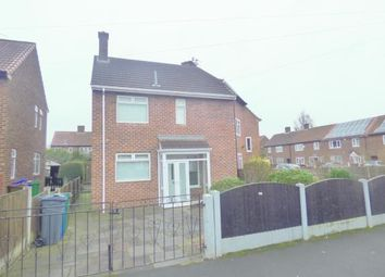 Thumbnail 3 bedroom terraced house for sale in Glebelands Road, Baguley, Manchester, Greater Manchester