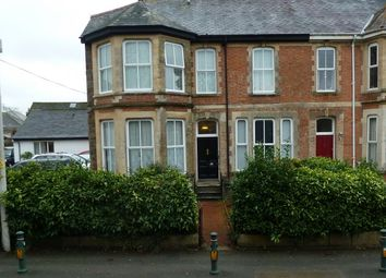Thumbnail 1 bed flat to rent in Moorland Road, Plympton, Plymouth