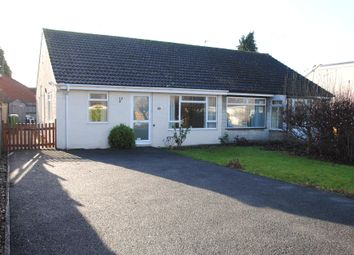 Thumbnail 2 bed semi-detached bungalow for sale in Longlands Close, Bishops Cleeve, Cheltenham