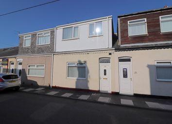 Thumbnail 3 bed terraced house for sale in Robert Street, New Silksworth, Sunderland